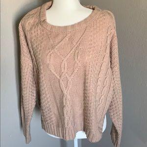 Women's Mudd sweater